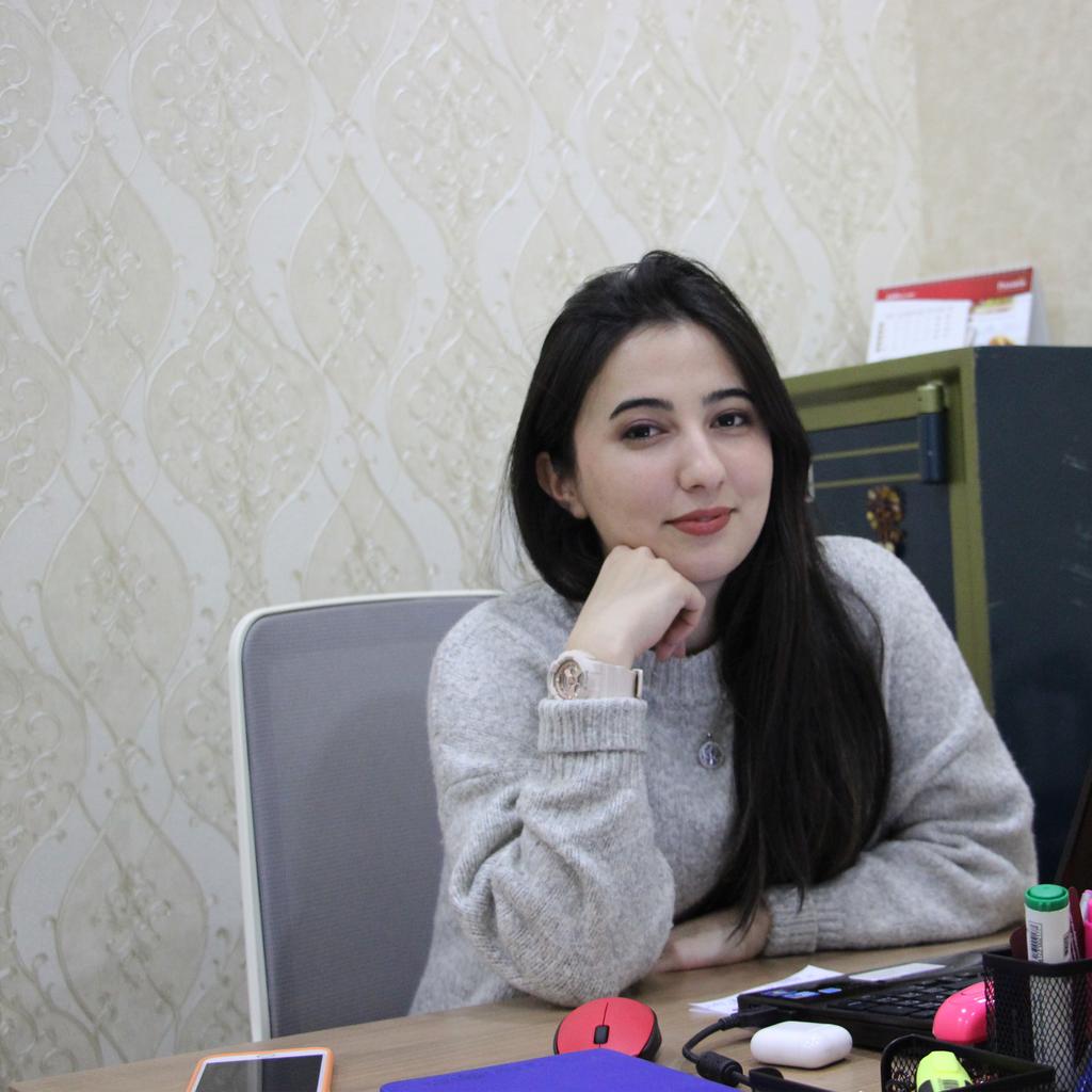 Afi Aslanova image
